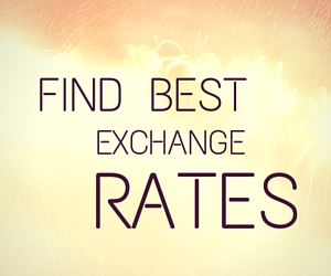 compare today's exchange rates